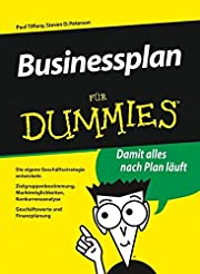 Businessplan Fur Dummies (German Edition) av…