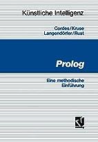 PROLOG. Ein methodische Einführung by…