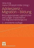 Adoleszenz - Migration - Bildung…