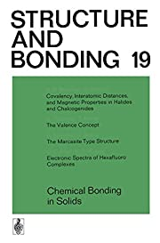 Chemical Bonding in Solids (Structure and…