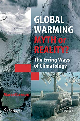 Global warming - le livre de marcel LEROUX