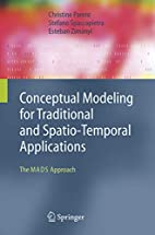 Conceptual Modeling for Traditional and…