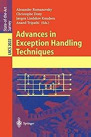 Advances in Exception Handling Techniques…