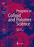 Surface and colloid science / volume editor: Fernando Galembeck