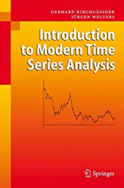 Introduction to Modern Time Series Analysis…