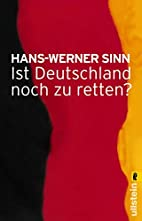 Can Germany Be Saved? The Malaise of the…