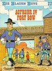 Die blauen Boys, Band 17: Aufruhr in Fort…