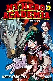 My Hero Academia 03 : All Might af Kōhei…
