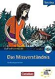 Das Missverständnis : [Großstadtgeschichten] / von Volker Borbein und Christian Baumgarten ; illustriert von Detlef Surrey