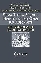 Firma Topf & Söhne - Hersteller der…