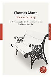 Der Zauberberg – tekijä: Thomas Mann