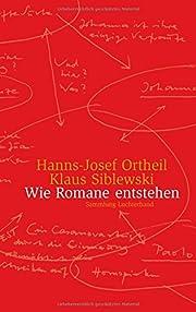 Wie Romane entstehen (German Edition) af…