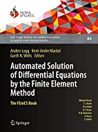 Automated Solution of Differential Equations…