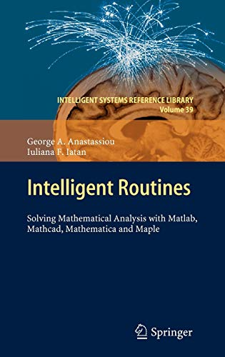 Pdf Intelligent Routines Solving Mathematical Analysis border=