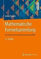 Mathematische Formelsammlung: Für…