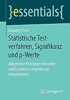 Statistische Testverfahren, Signifikanz und…