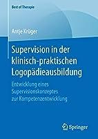 Supervision in der klinisch-praktischen…