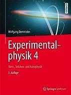 Springer-Lehrbuch: Experimentalphysik 4:…
