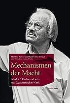 Mechanismen der Macht: Friedrich Cerha und…