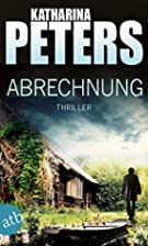 Abrechnung by Katharina Peters