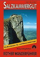 Salzkammergut für Bergwanderer by Franz…