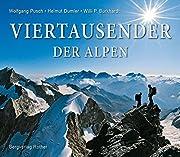 Viertausender der Alpen av Wolfgang Pusch