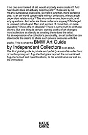 BMW Art Guide by Independent Collectors –…