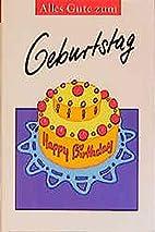 Alles Gute zum Geburtstag by Hans Eckart…