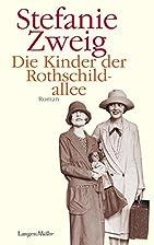 Die Kinder der Rothschildallee by Stefanie…