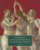 Handbuch der italienischen Renaissancemaler…