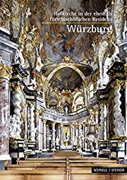 Wurzburg: Hofkirche in Der Ehemals…