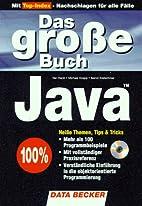 Das große Buch Java by Yan Hackl