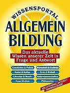 Wissensportal Allgemeinbildung.: Das…