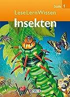 LeseLernWissen - Insekten: Stufe 1 by Denise…