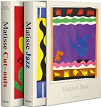 『Henri Matisse: Cut-Outs Drawing with Scissors- Jazz』