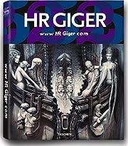 WWW HR Giger Com (25 Spring) af TASCHEN
