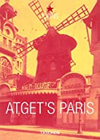 Atget's Paris by Andreas Krase