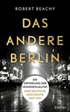 Das andere Berlin by Robert Beachy
