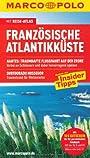 MARCO POLO Reiseführer Französische Atlantikküste: Reisen mit Insider-Tipps. Mit Sprachführer, Reiseatlas und Ausklapp-Karten - Stefanie Bisping