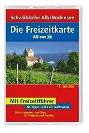 Die Freizeitkarte Allianz Schwäbische Alb /…