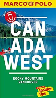 Canada West Marco Polo Pocket Travel Guide…