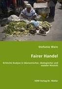 Fairer Handel: Kritische Analyse in…