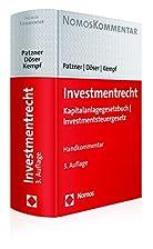 Investmentrecht: Kapitalanlagegesetzbuch |…