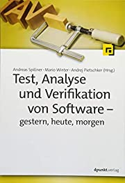 Test, Analyse und Verifikation von Software…