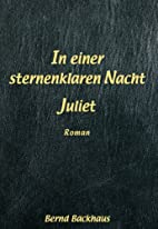 In einer sternenklaren Nacht: Juliet