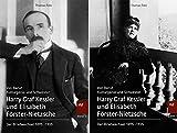 Harry Graf Kessler und Elisabeth Förster-Nietzsche : von Beruf Kulturgenie und Schwester : der Briefwechsel 1895-1935 / Thomas Föhl (Hrsg.)
