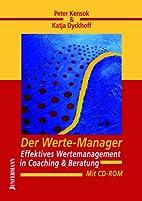 Der Werte-Manager: Effektives…