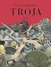 Troja door Yvan Pommaux