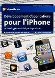 couverture du livre Développement d'applications pour l'iPhone