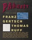 Franz Gertsch, Thomas Ruff, Insert, Liz Larner / texts ... Norman Bryson & Trevor Fairbrother ... [et al.] ; [Bice Curiger, editor-in-chief ; Jacqueline Burckhardt, contributing editor]